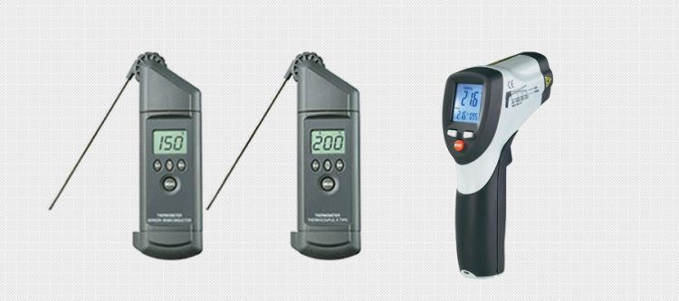 Handheld Portable Thermometer