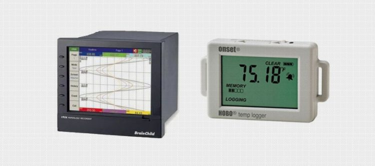 Temperature & Humidity Datalogger