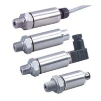 Pressure Transmitters and Transducers